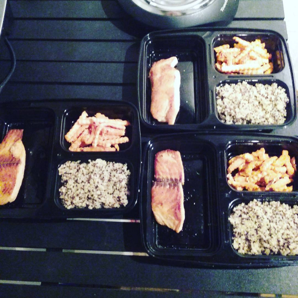 My First Meal Prep