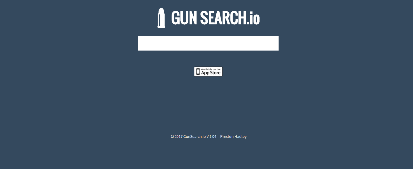 Gunsearch.io